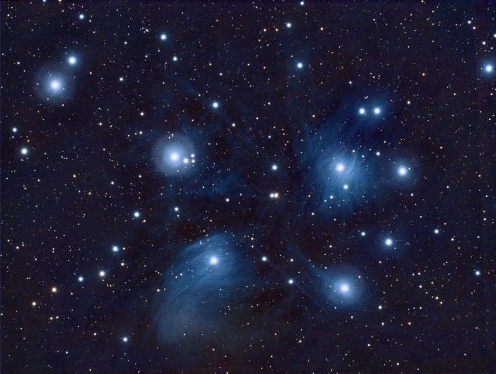 Messier 45 - Pleiades