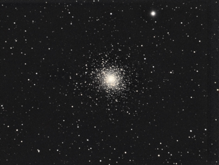 Messier 5: distance  24,500 light years