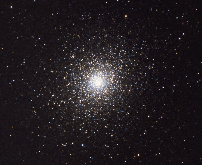 M5 Globular Cluster - distance 24,000 light years