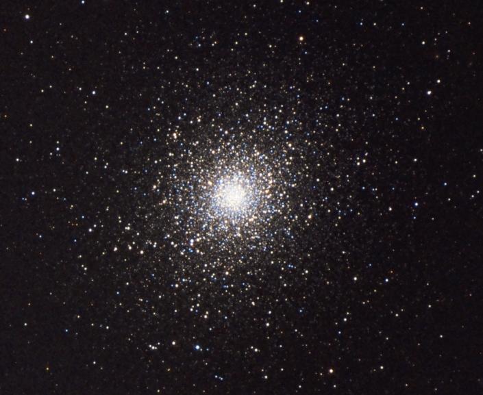 M5 Globular Cluster - distance 24,000 light years